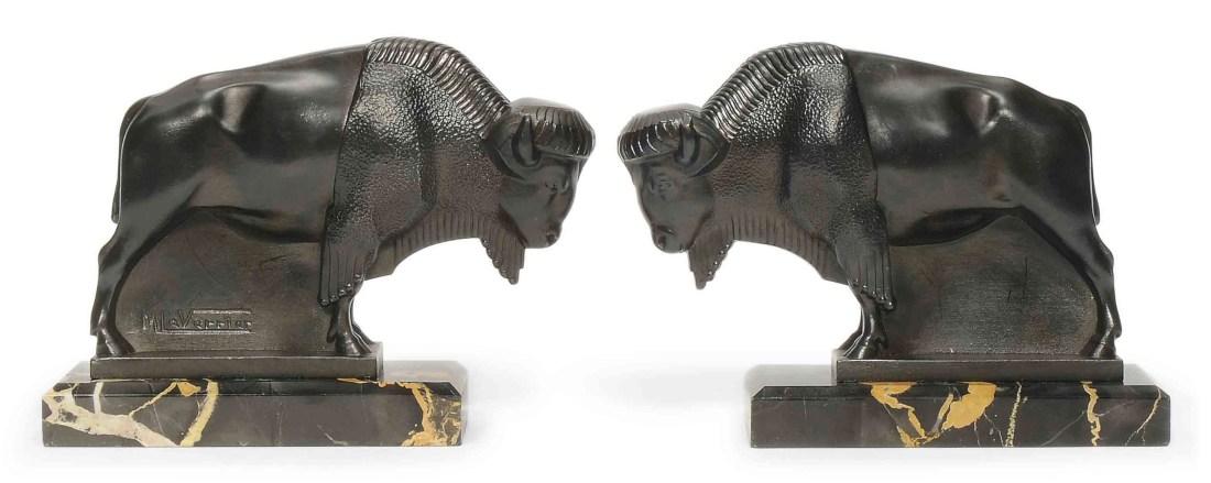 Bison. ca. 1930.