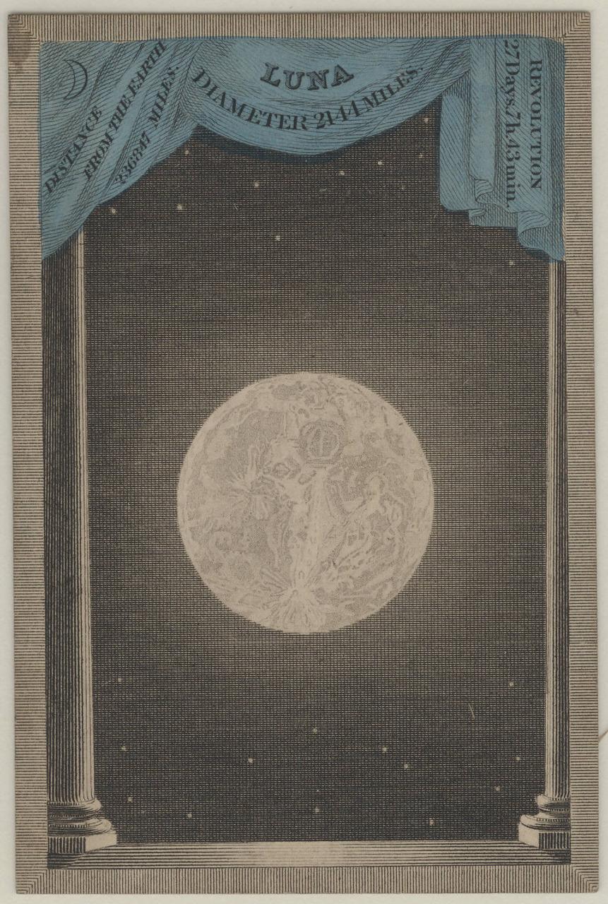 """Luna"" (Moon)."
