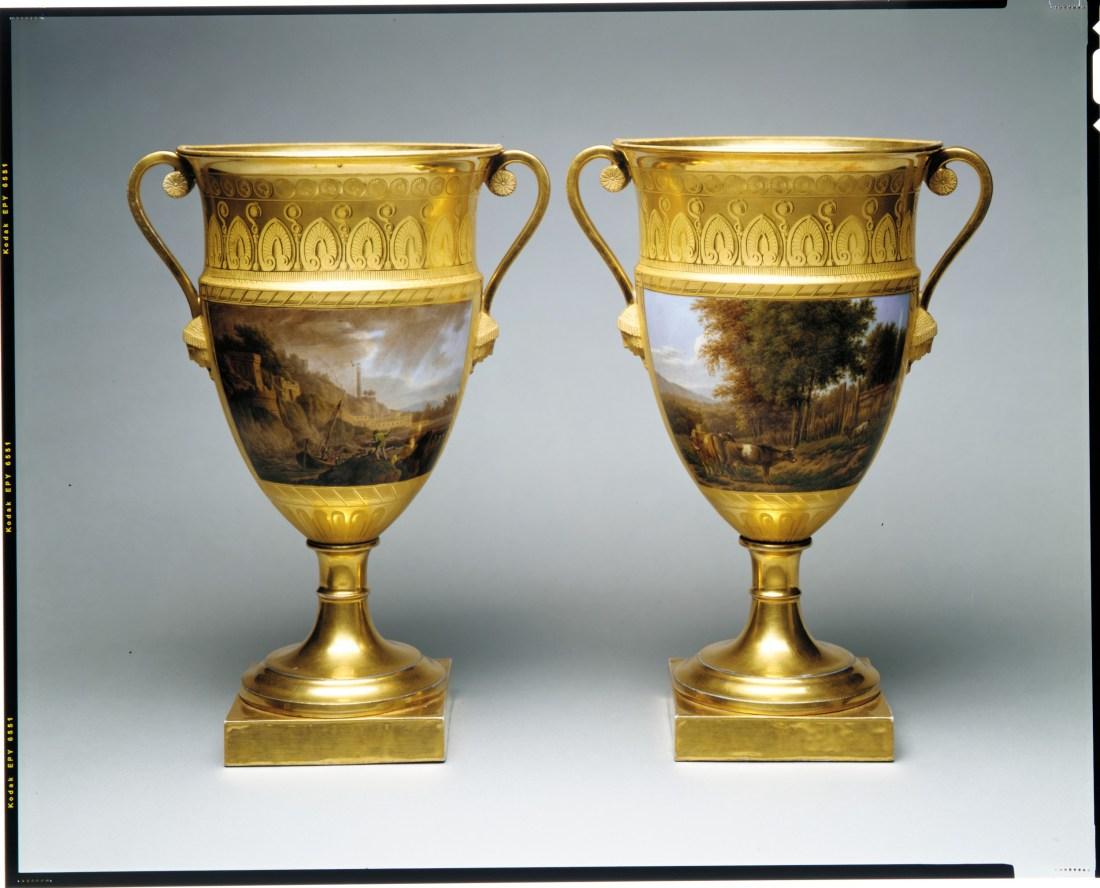 Vase. ca. 1815-20.