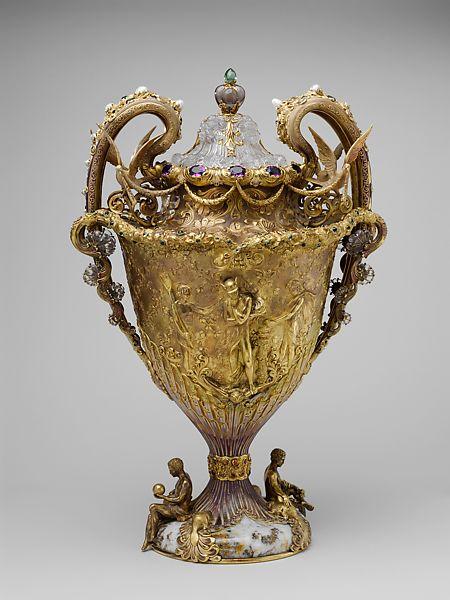 Adams vase.