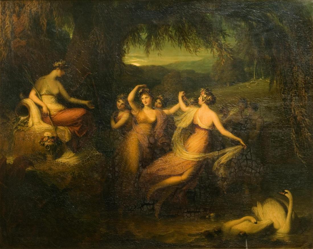 """""""Sabrina."""" ca. 1821."""