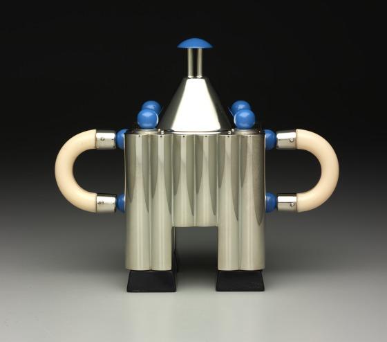 Sugarbowl. Designed 1980, produced after 1983.