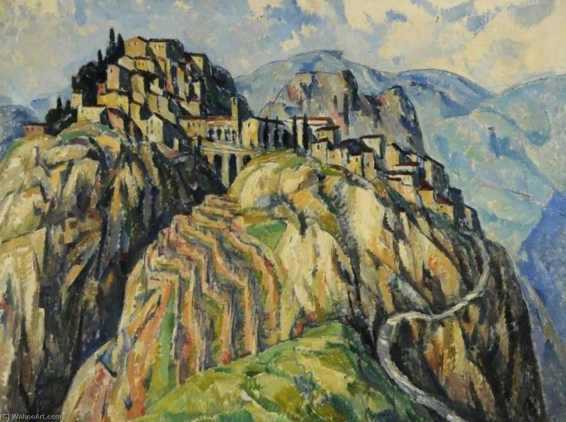 Alfredo-Muller-A-Rocky-Landscape