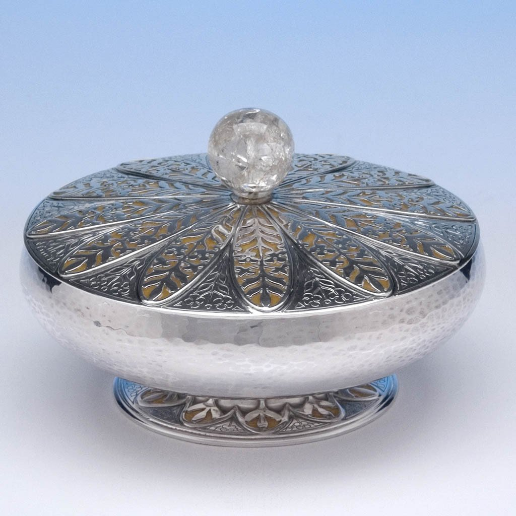 Covered bowl or box