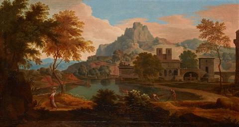 etienne-allegrain-paysage-classique-animé