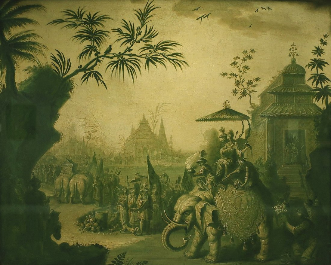 1277px-Jean-Baptiste_Pillement_-_A_chinoiserie_procession_of_figures_riding_on_elephants_with_temples,_oil_on_canvas