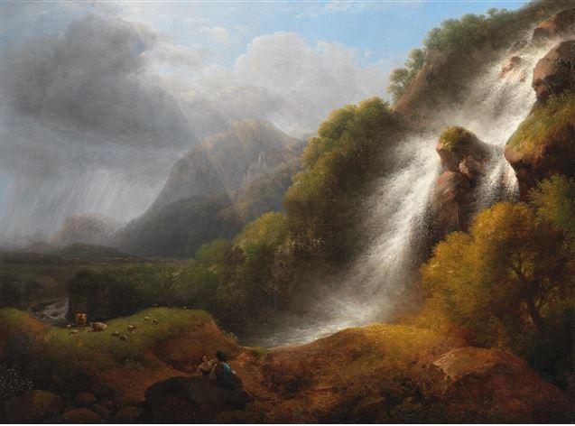 Schonberger-Waterfall