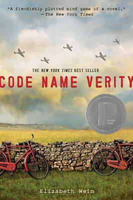 book cover code name verity