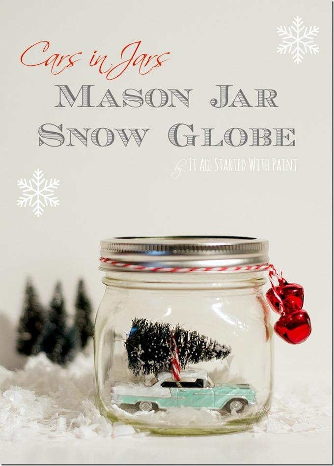20 Creative Affordable DIY Holiday Gift Jars Sarah Blooms
