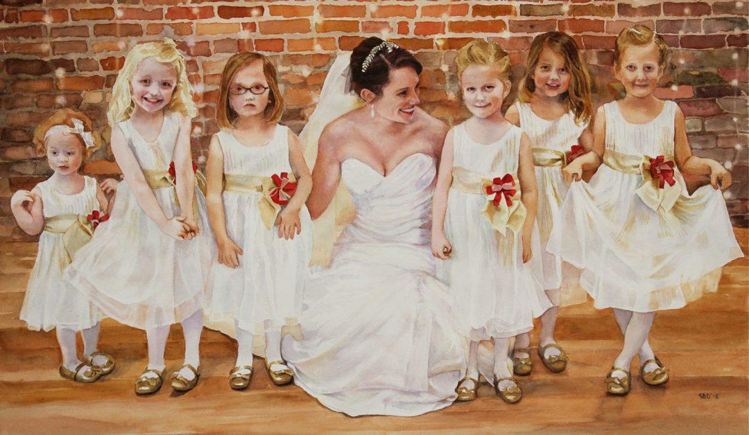 bridal commission