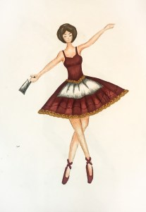 Sweeny Todd Ballet - Mrs. Lovett
