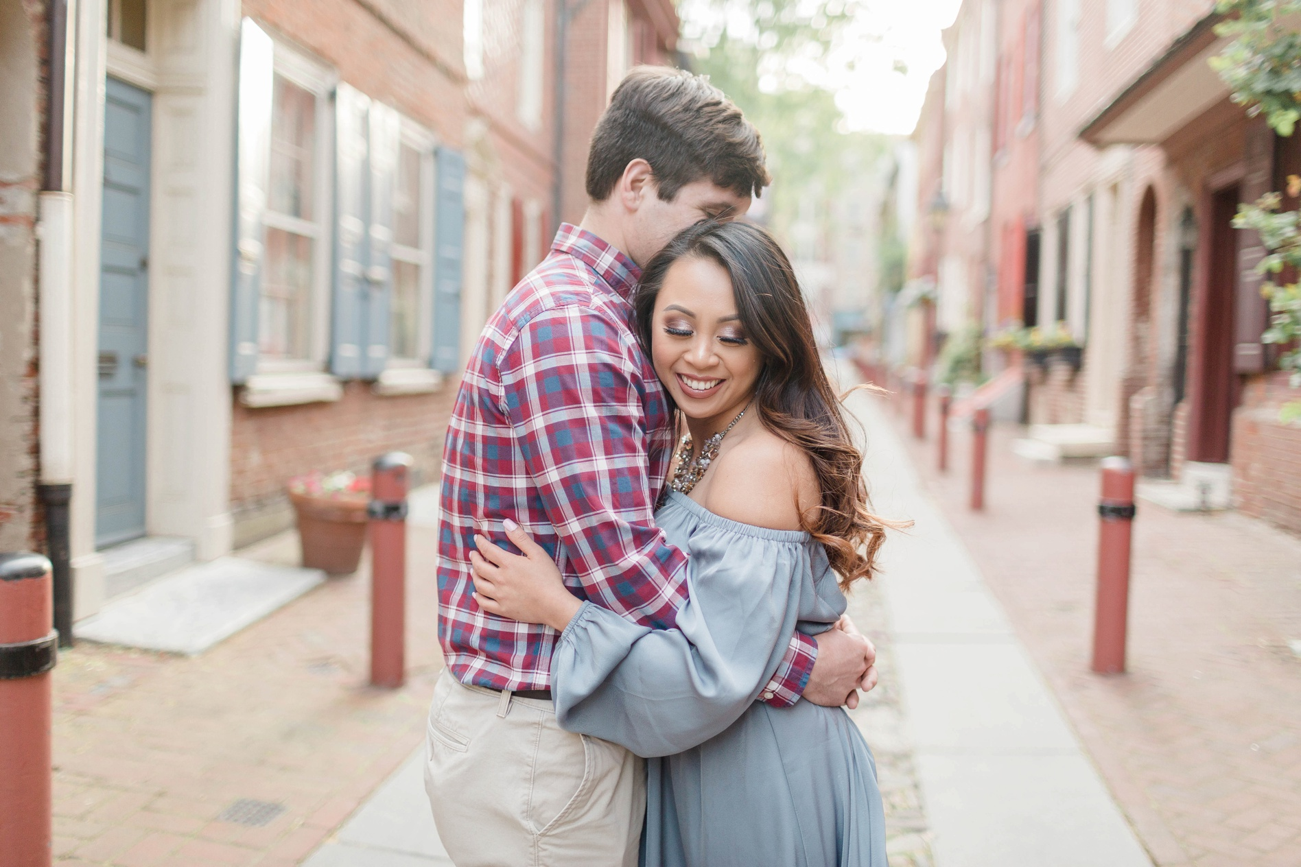 elfrith's alley engagement session