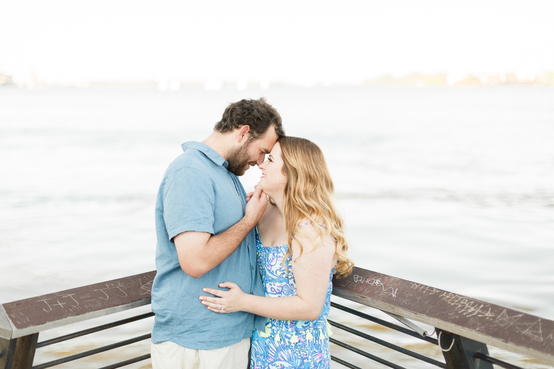 Summer Engagement Photography in Philadelphia