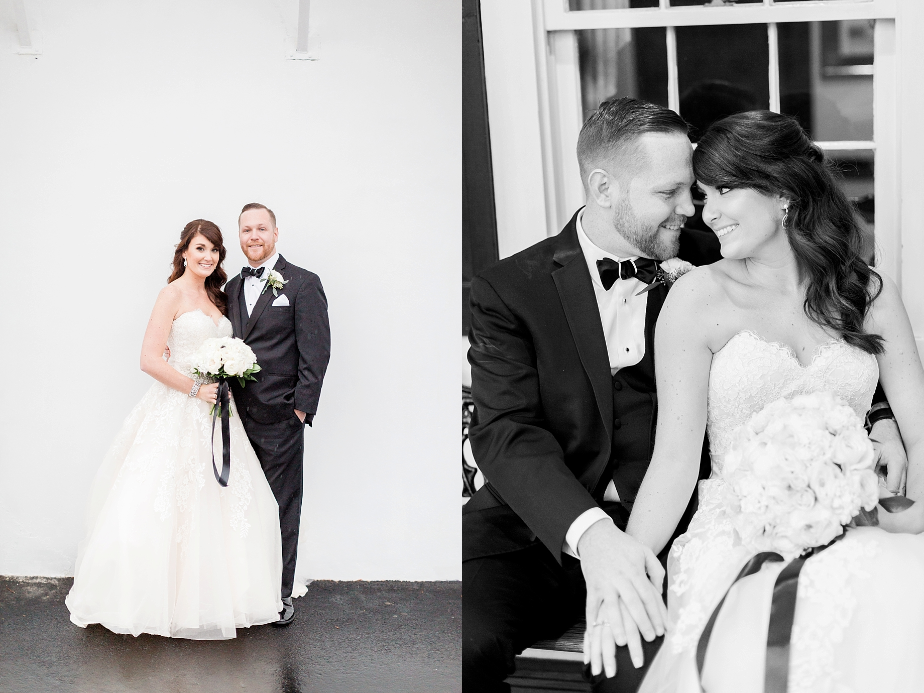 William Penn Inn Wedding Portraits