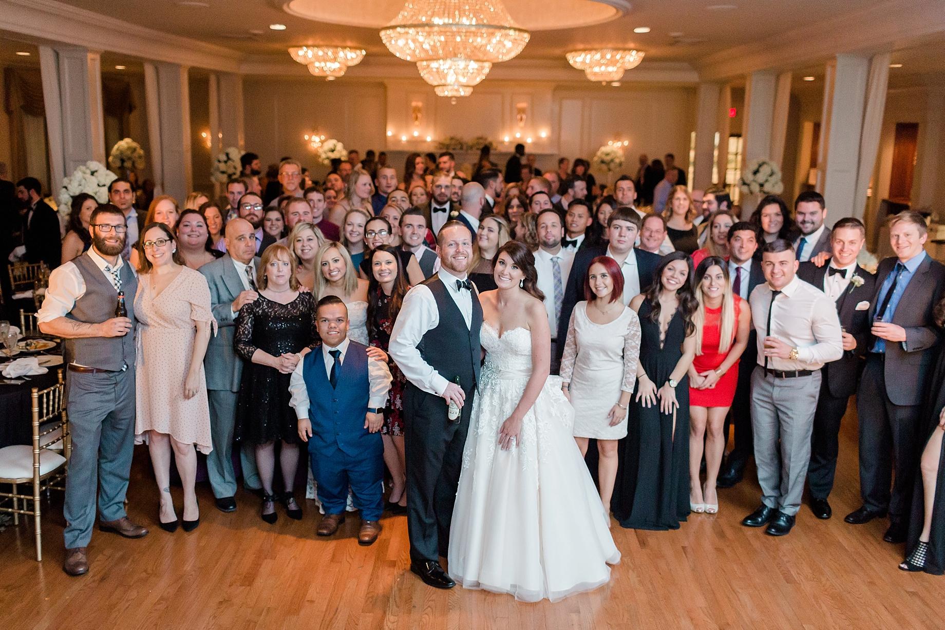William Penn Inn Wedding Guests