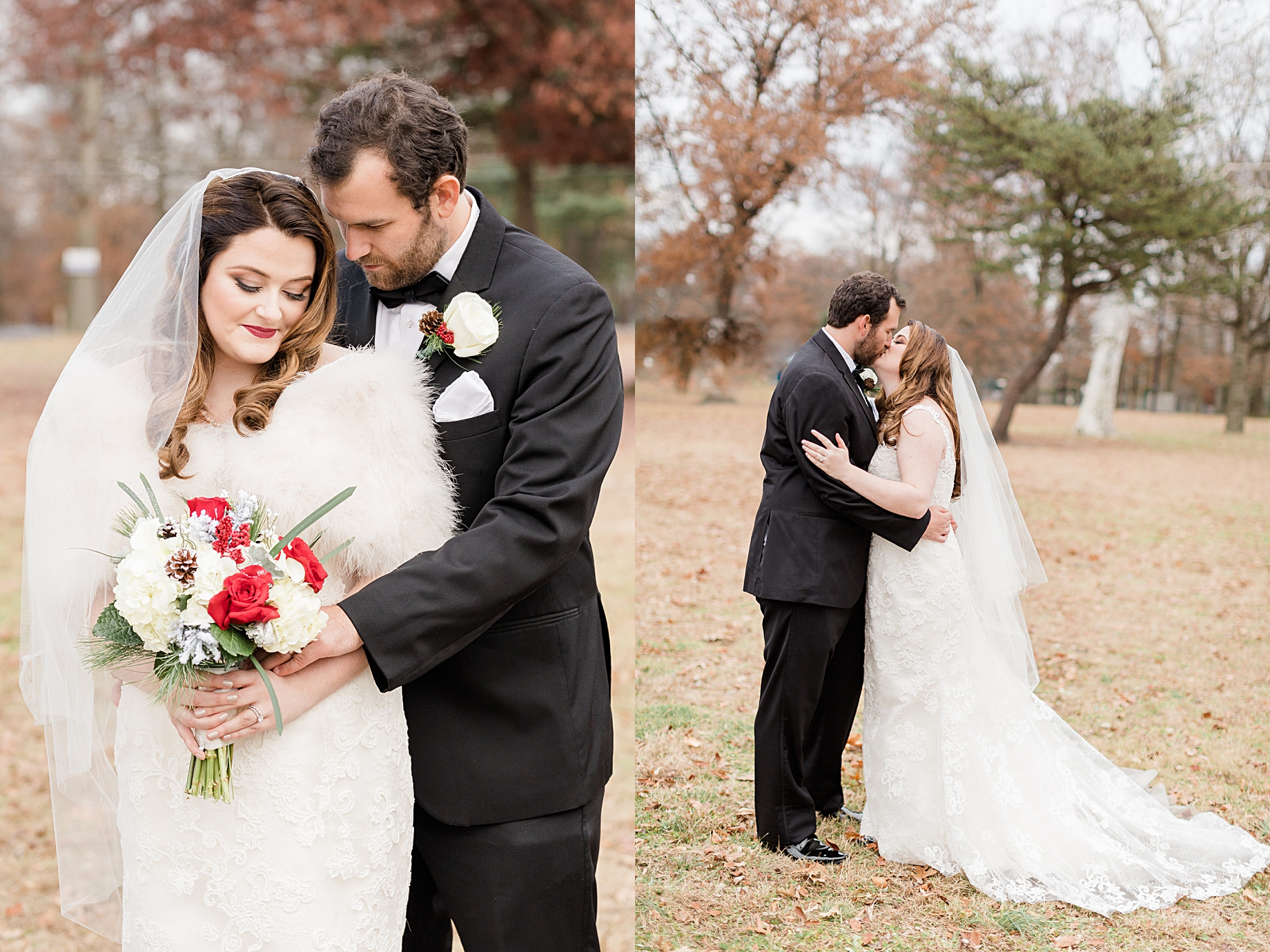 Bridal Makeup by Meghan Jester | Philadelphia Winter Wedding