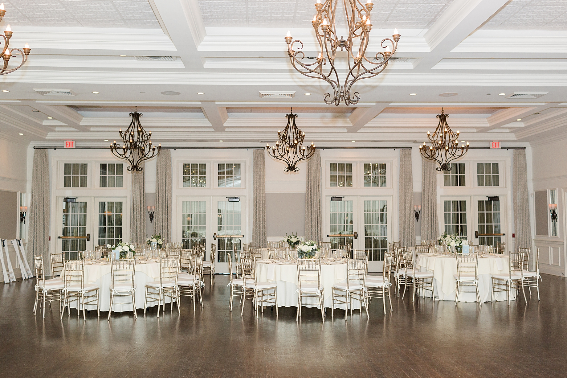 French Creek Golf Club Wedding Reception