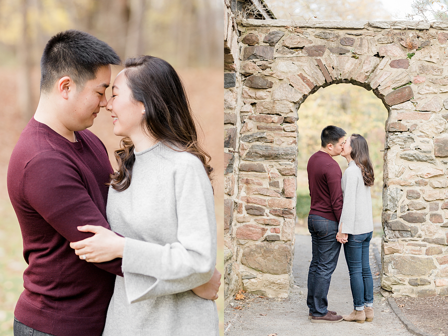 Ridley Creek State Park Engagement Session