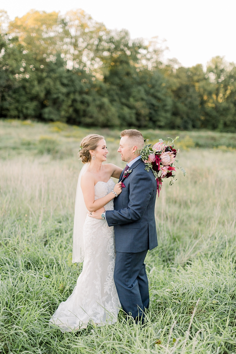 farm at eagles ridge wedding portraits | Sarah Canning