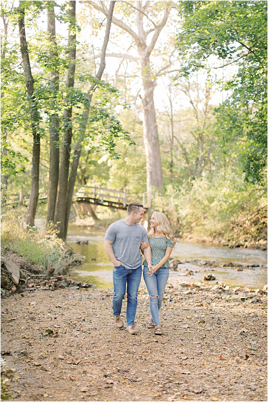 Valley Forge Engagement Photography | Sarah Canning Photography