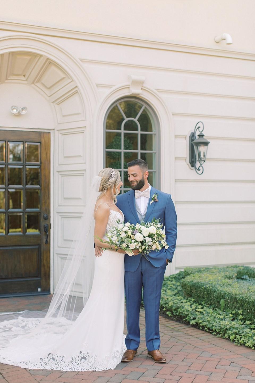 Bride and groom portraits | ashford estate wedding photography | sarah canning photography