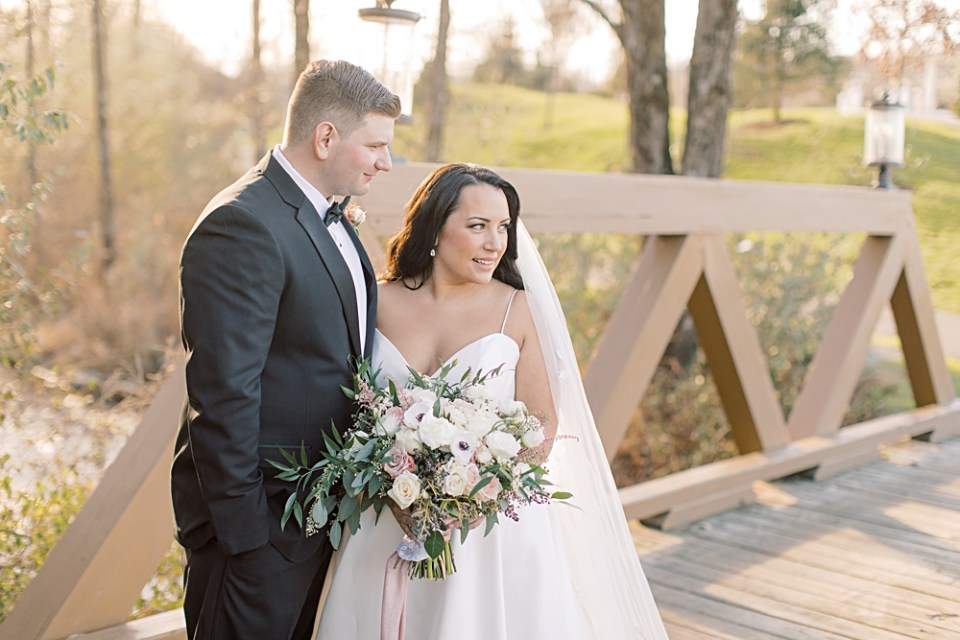 bear brook valley wedding portraits | New Jersey Wedding Photographer Sarah Canning