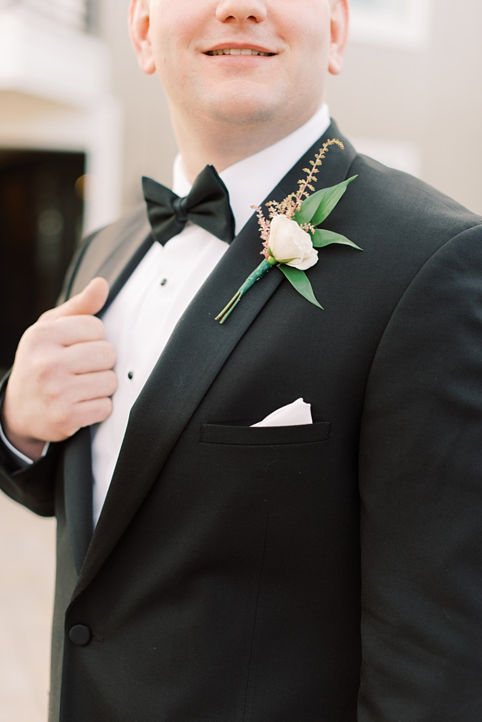groom details | new jersey wedding photographer | sarah canning photography