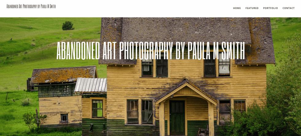 Abandoned Art Photography