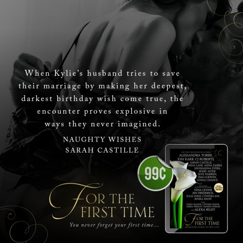 For the First Time by Sarah Castille