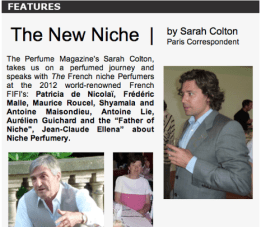 The New Niche