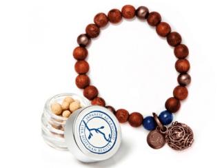 RESIZED Lisa Hoffman Japanese Aragwood bracelet