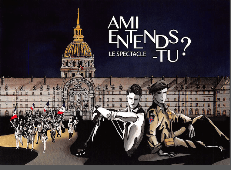 Ami entends Tu poster (formatted)