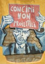 Street art en Sardaigne : Orgosolo