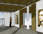 Project for Prattsville Art Center. Courtesy Arch. Andrea Salvini