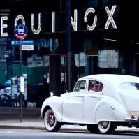 Equinox. New York, New York. August 2016.