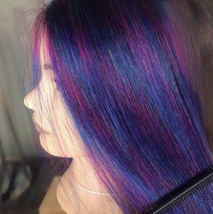 Lockdown Hair Colouring