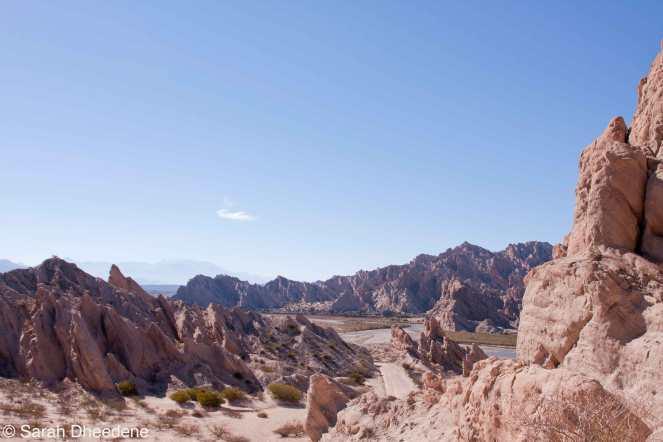 Salta - The ride to Cachí - Quebrada de la Flecha