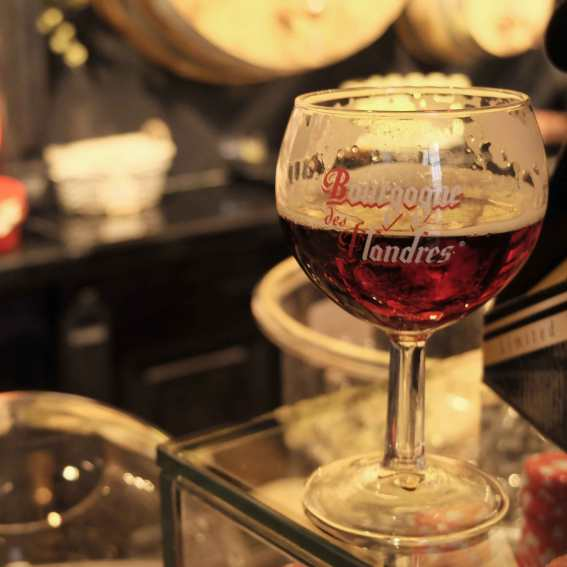 Bourgogne des Flandres. Between Gueuze and Rodenbach.