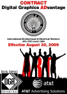 IBEW Union Contract Cover