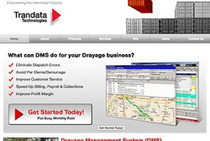 Trandata Technologies website