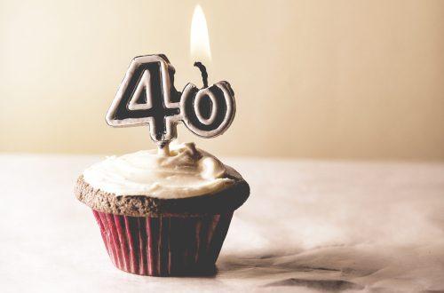 40 Things…