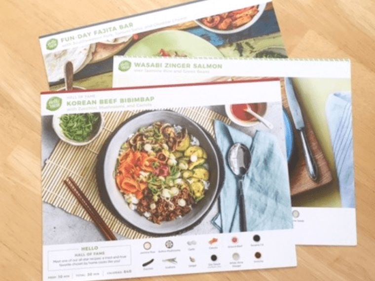 We Tried HelloFresh and Something Unexpected Happened