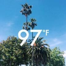 36 Grad und es wird noch heißer :D