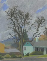 Oil Painitng by Sarah F Burns