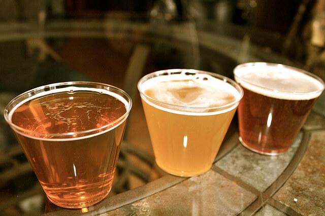 Apple Hill Beer Tasting