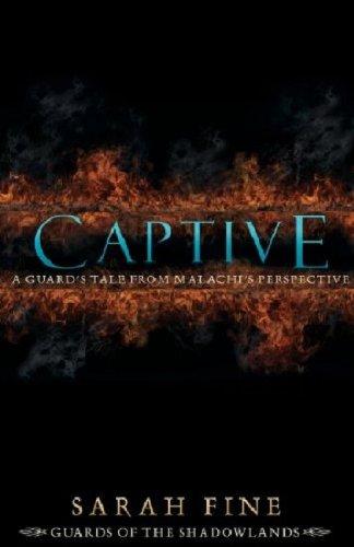 Book Cover: Captive