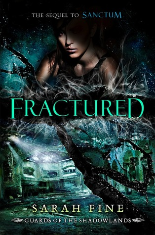 Book Cover: Fractured