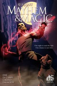 Book Cover: Mayhem & Magic