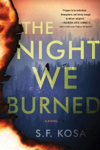 Book Cover: The Night We Burned