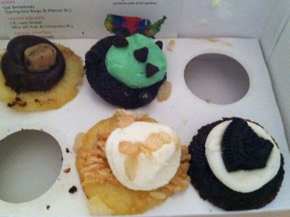 Cupcakes by Melissa